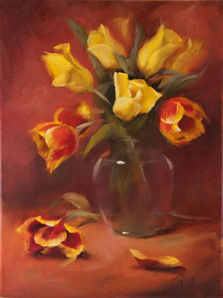 Firecracker by  Lori Twiggs - Masterpiece Online