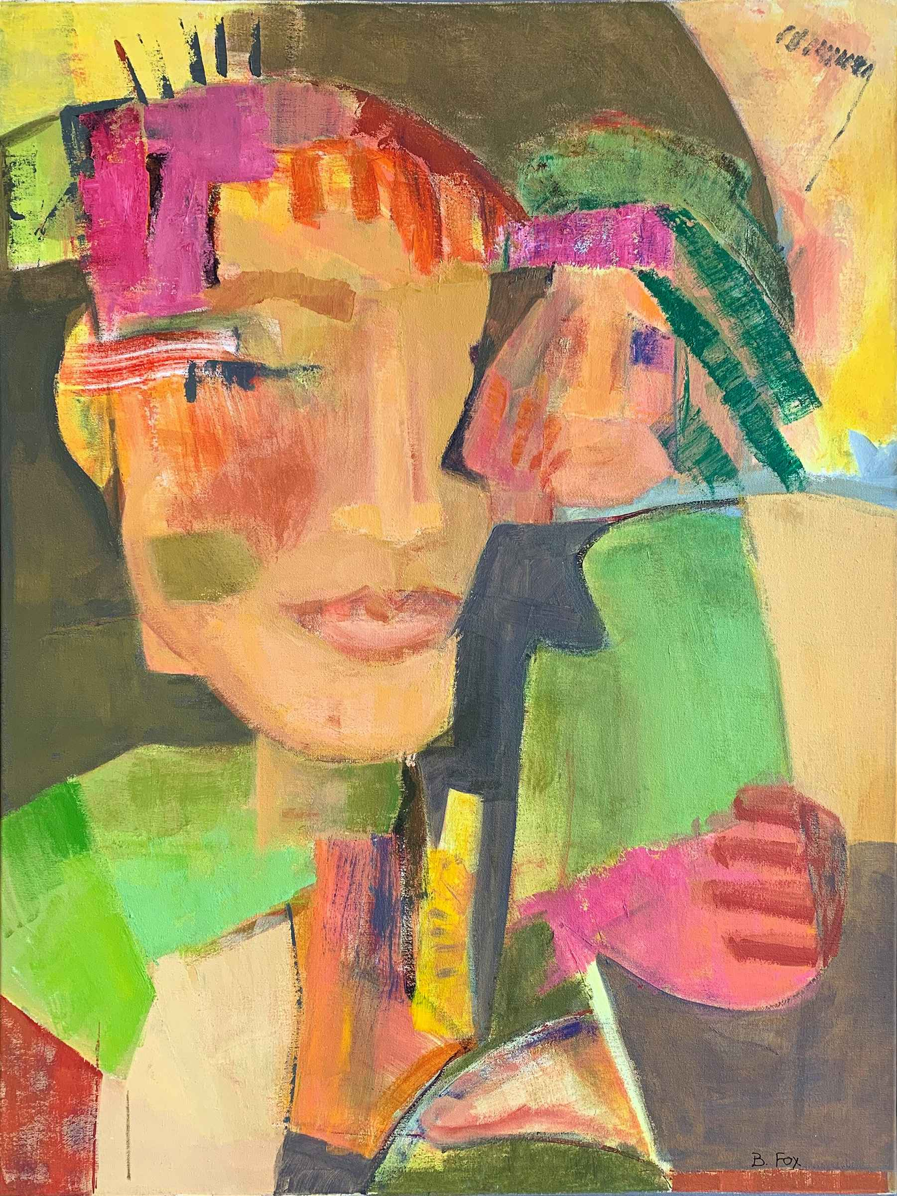 Mother and Child by  Brenda Fox - Masterpiece Online