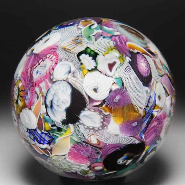 Mike Hunter 2018 murr... by  Twists Glass Studio - Masterpiece Online