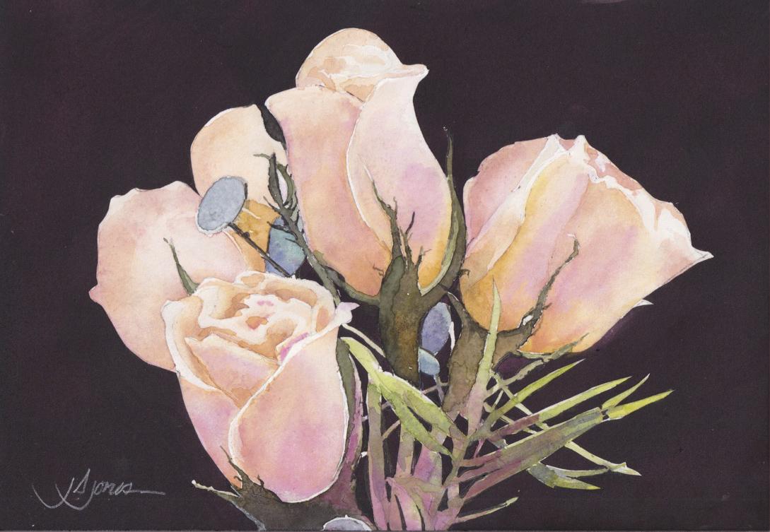 Rose Quintet #1 by  James Jones - Masterpiece Online