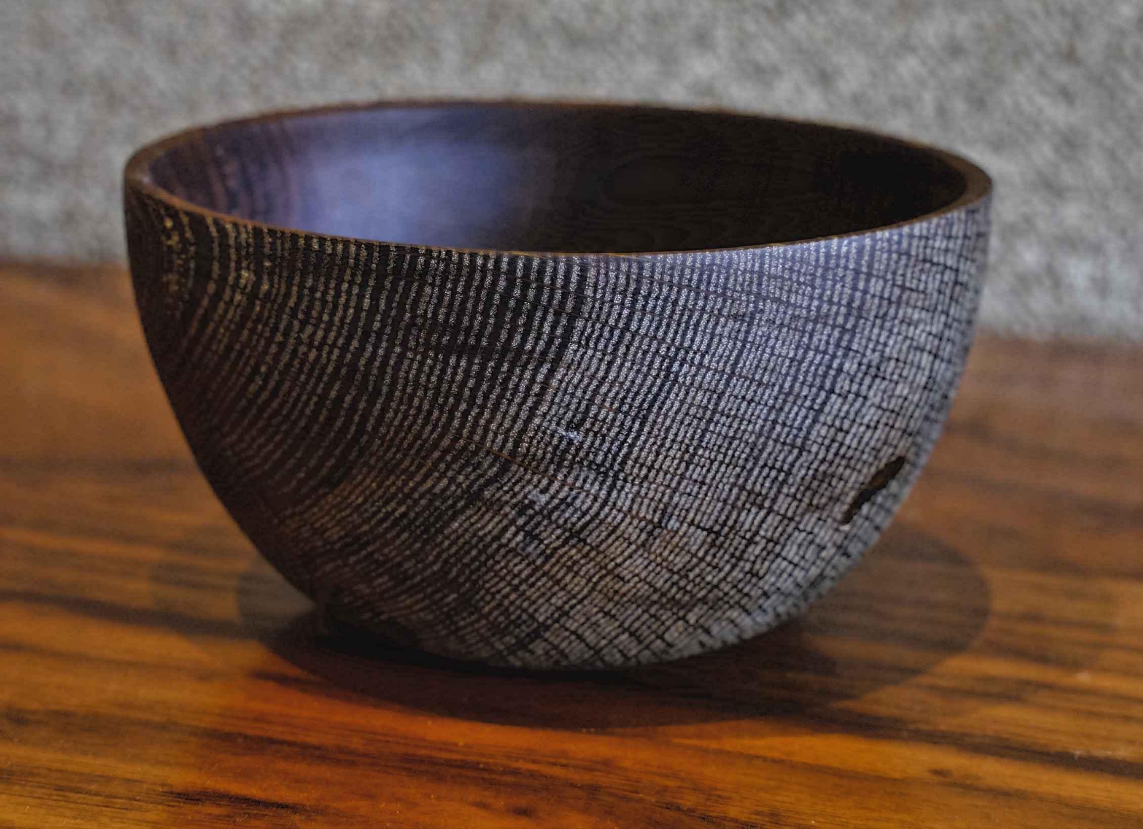 Oak Bowl #670 by Mr. Santiago Tolman - Masterpiece Online