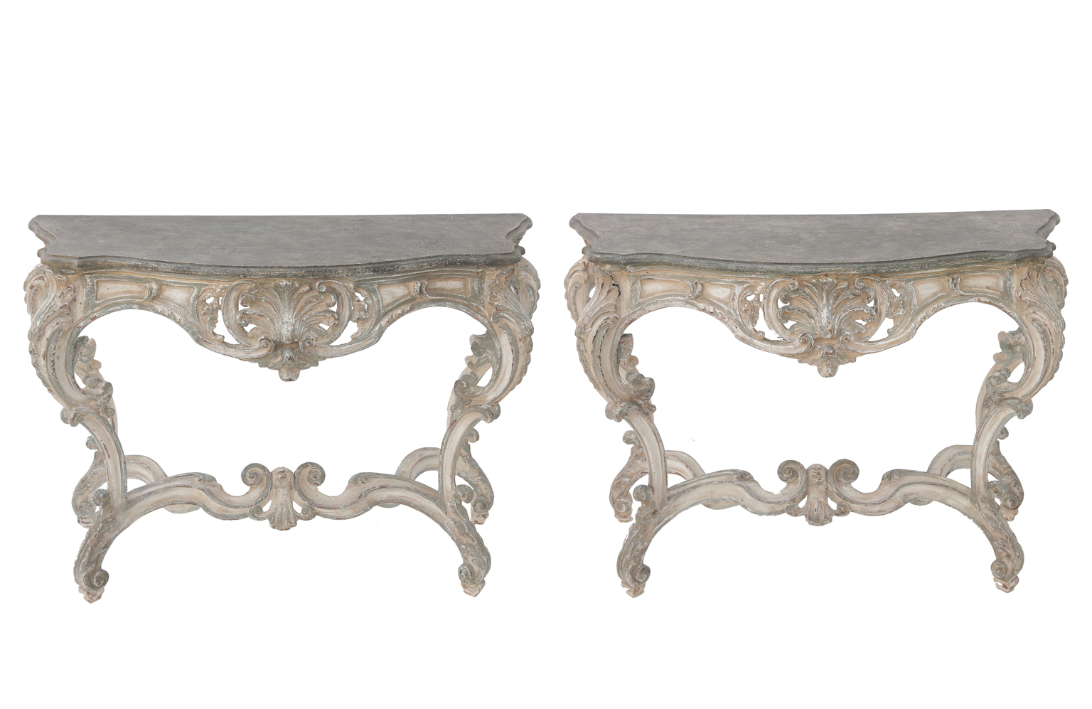 Pair of 18th Century ... by  Italian  - Masterpiece Online