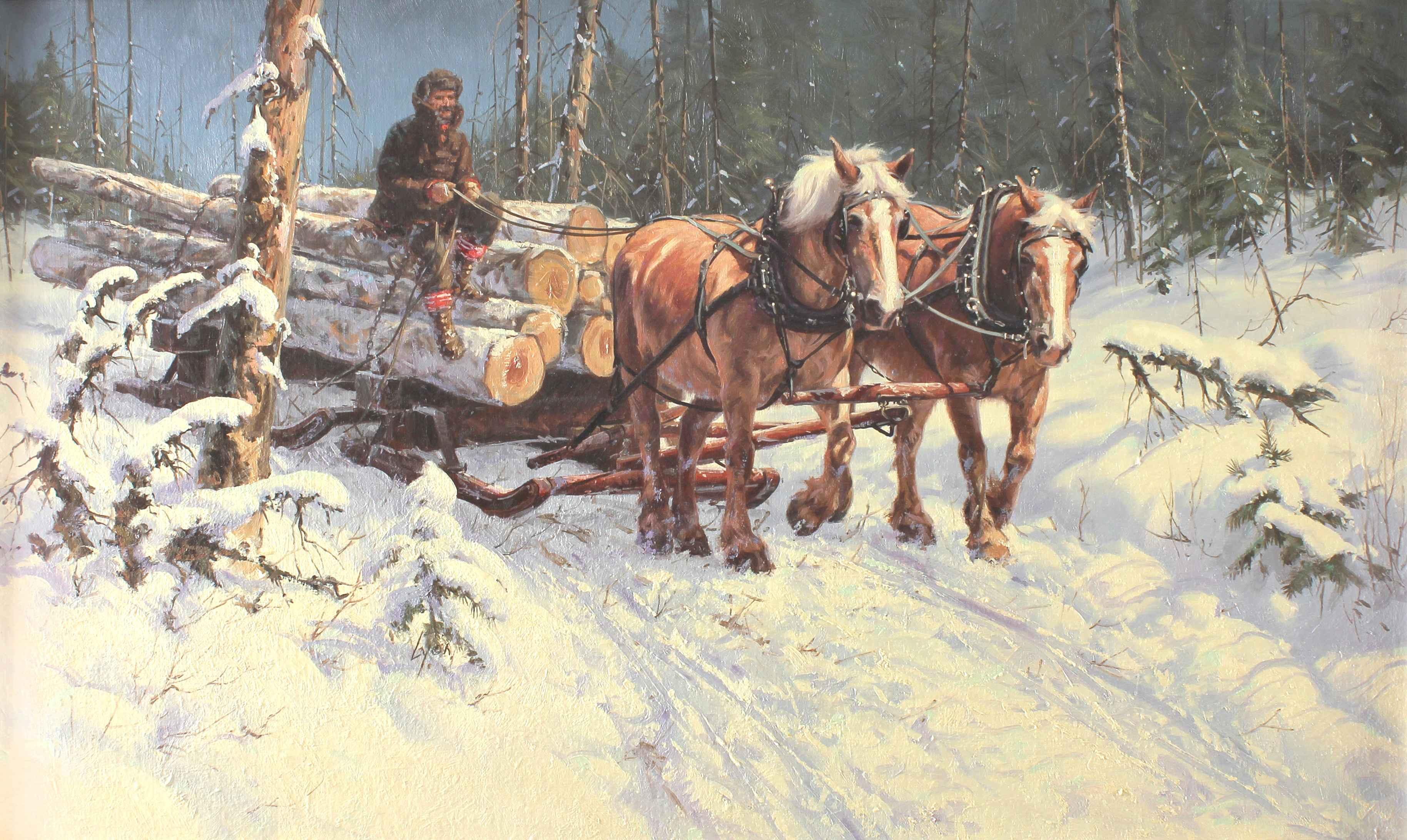 Winter Logger
