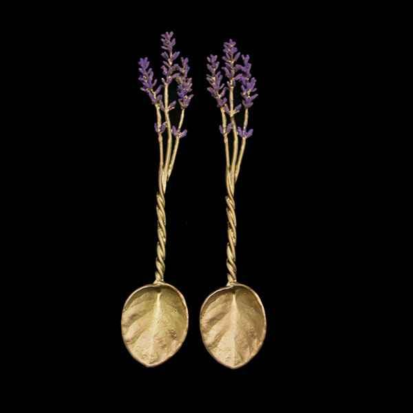 Lavender Spoon Set (set of 2)