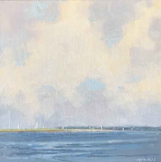 A Good Day for a Sail by  Elise Phillips - Masterpiece Online