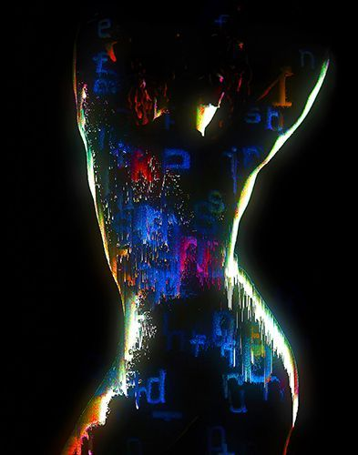 Pixel Fabrik 255 by  Christopher Welch - Masterpiece Online