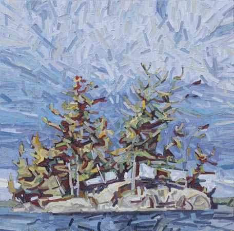 Wagi Island 6 by  David Grieve - Masterpiece Online