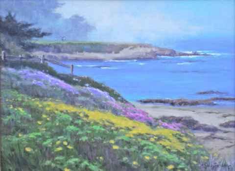 Spring Mist by  Sally  Jordan - Masterpiece Online