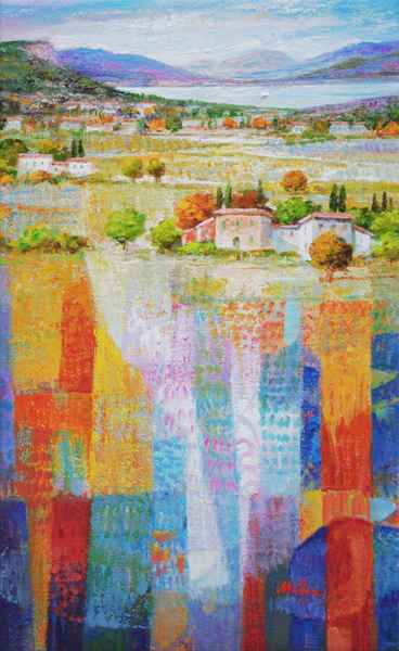 Azienda Agricola by  Mario Malfer - Masterpiece Online