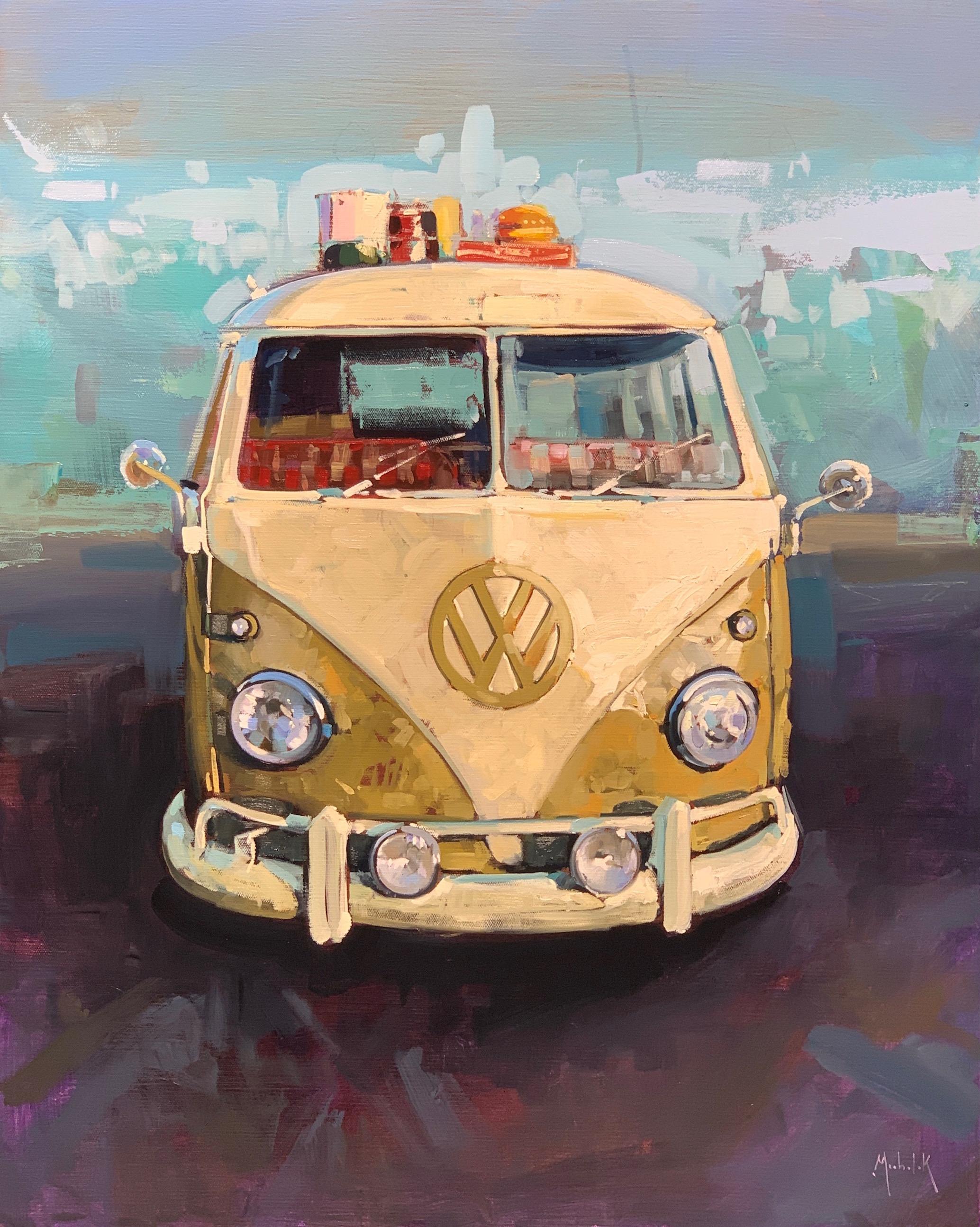 Mango Bus by Mr. Santiago Michalek - Masterpiece Online
