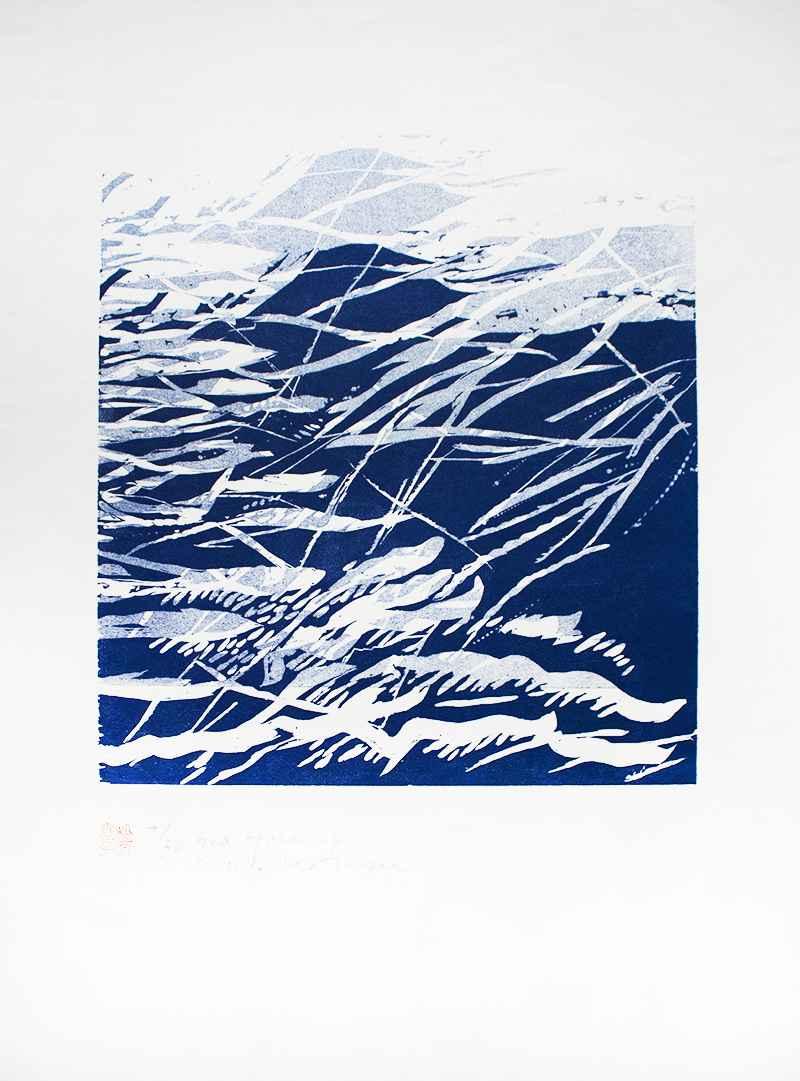Sea Spasm by  Naoko Matsubara - Masterpiece Online