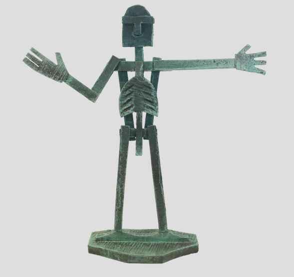 Stickman  by Mr Robert Hutton