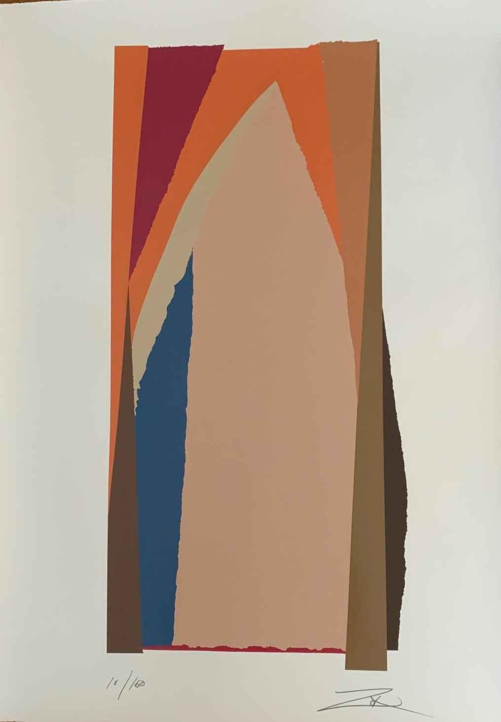 Bonac II by  Larry Zox - Masterpiece Online