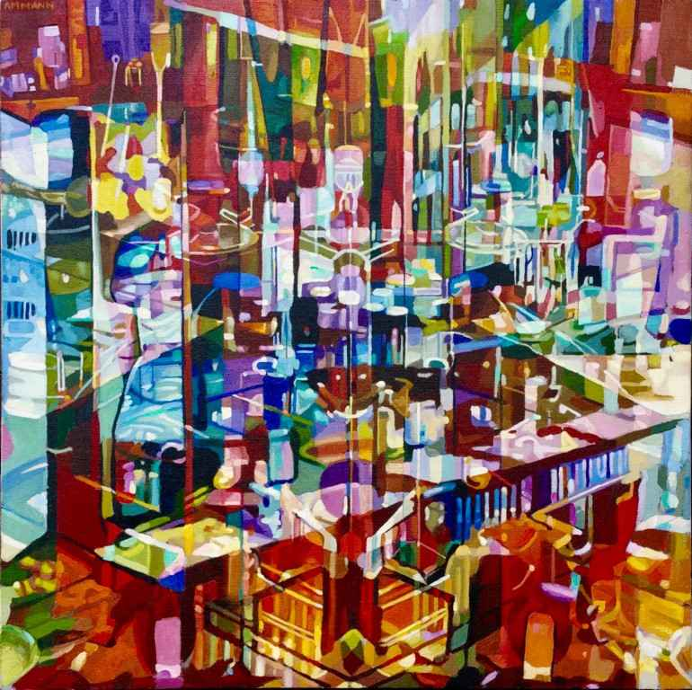 All That Glitters by  Alan Ammann - Masterpiece Online