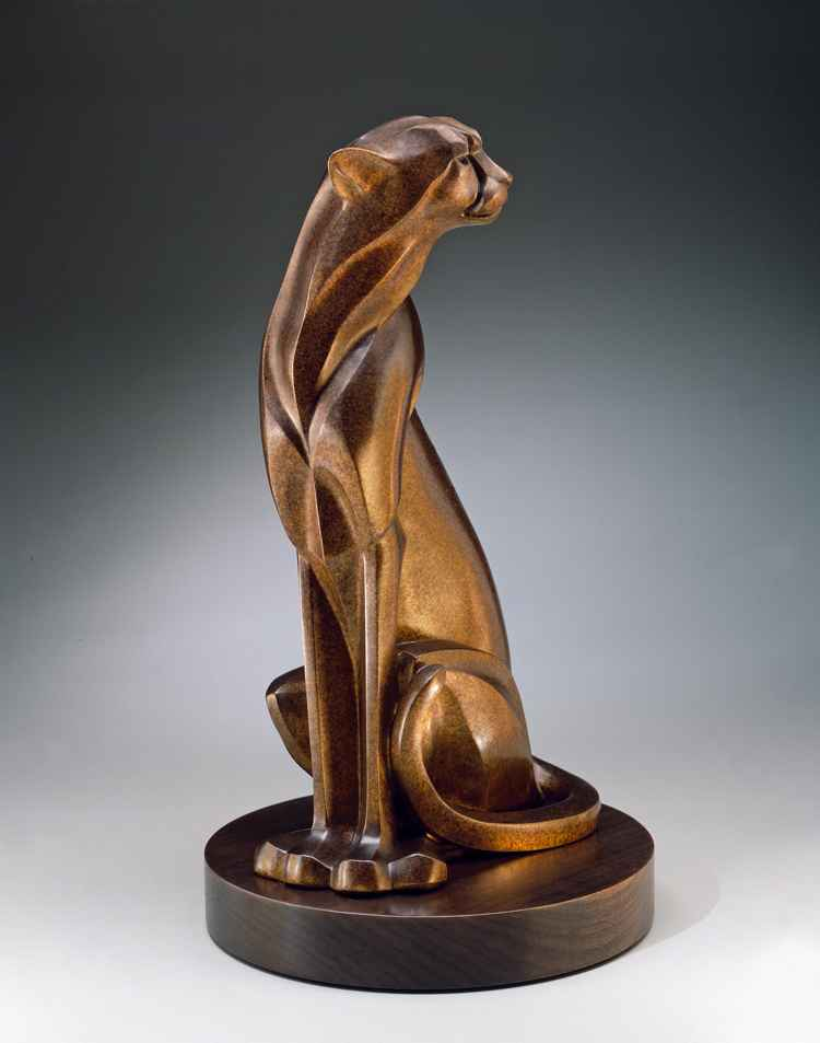Seated Cheetah by   Rosetta - Masterpiece Online