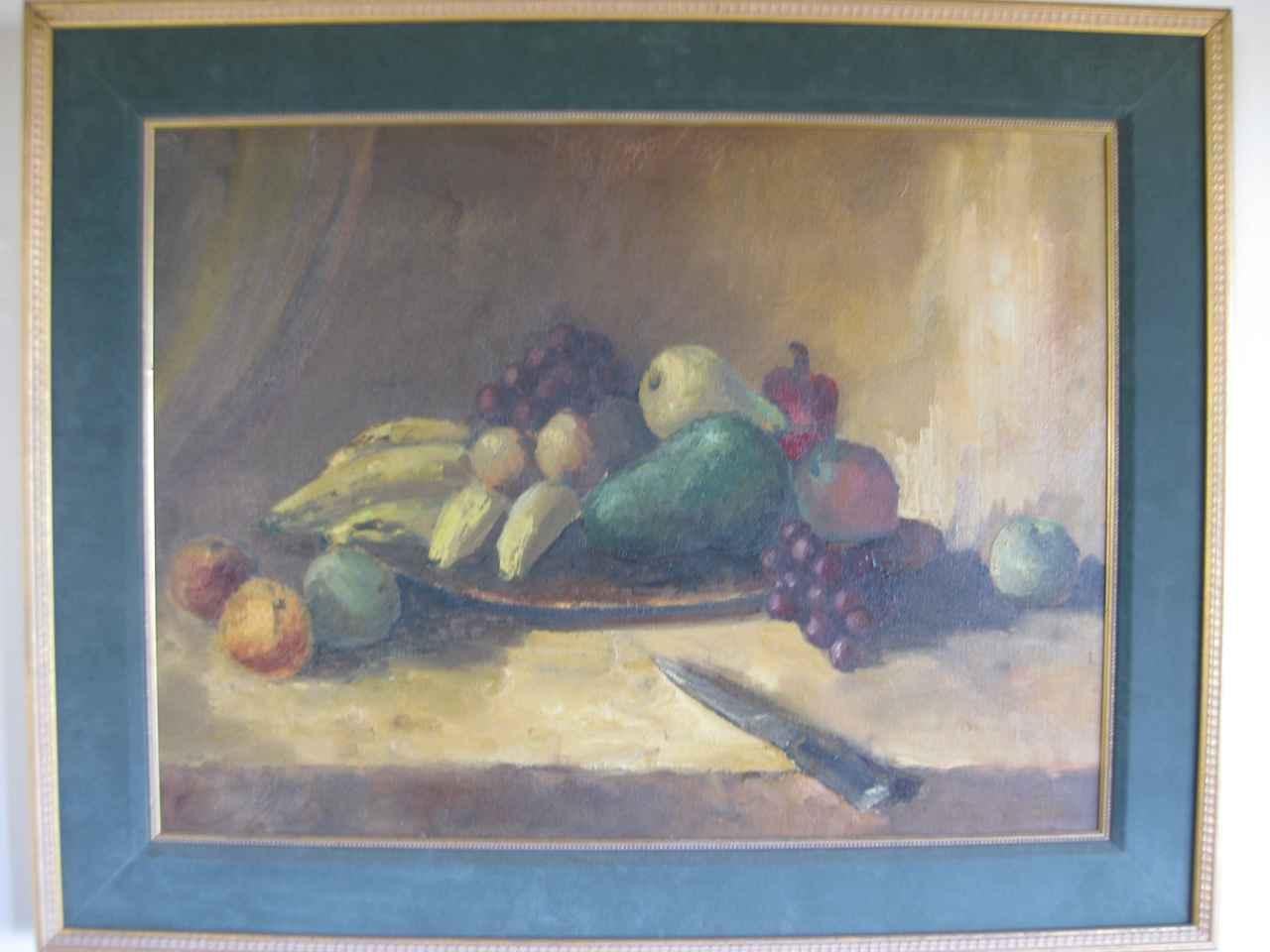 Still Life Fruits by   Unknown - Masterpiece Online