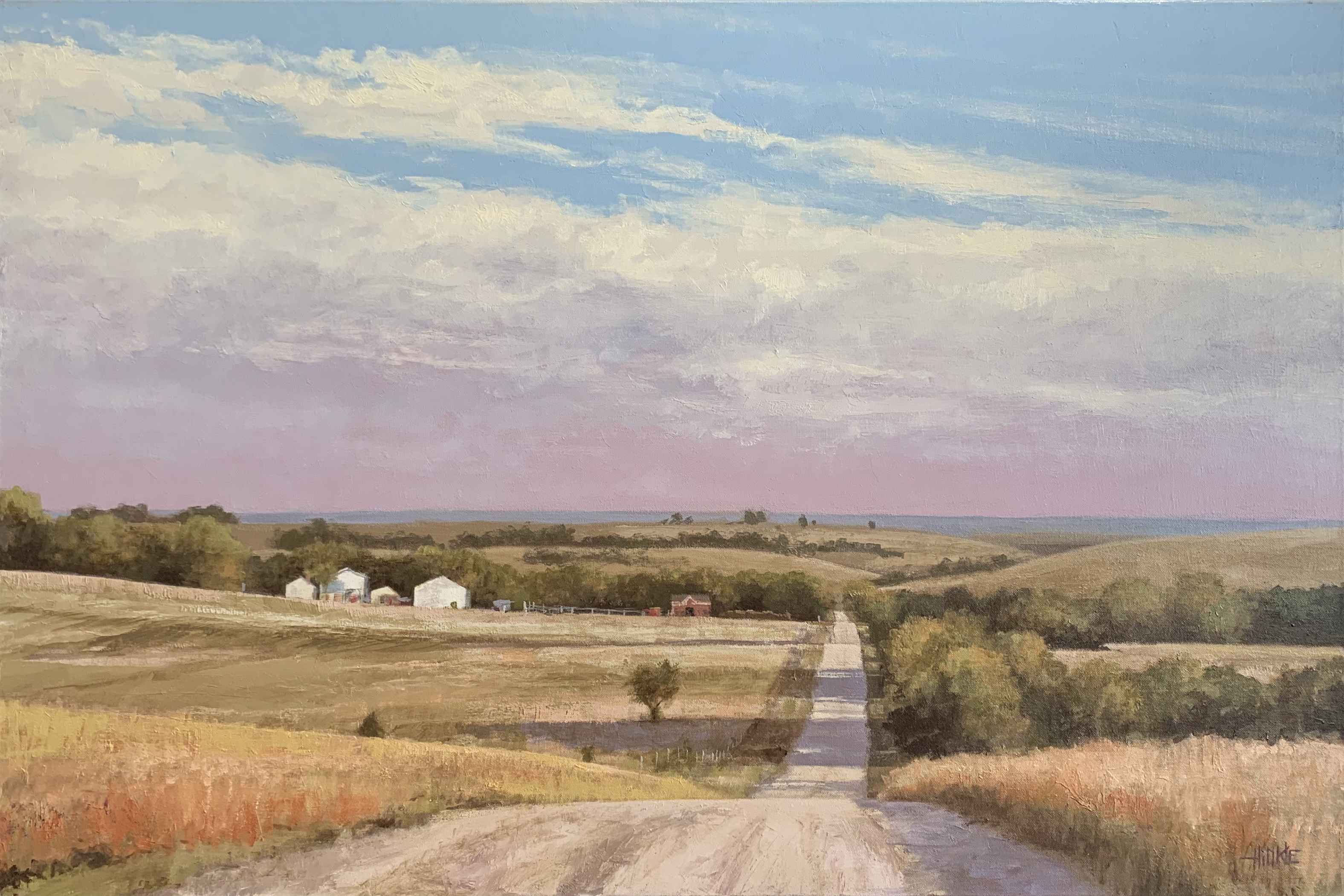 Butler Co. Rd. # 2 by  Brian Hinkle - Masterpiece Online