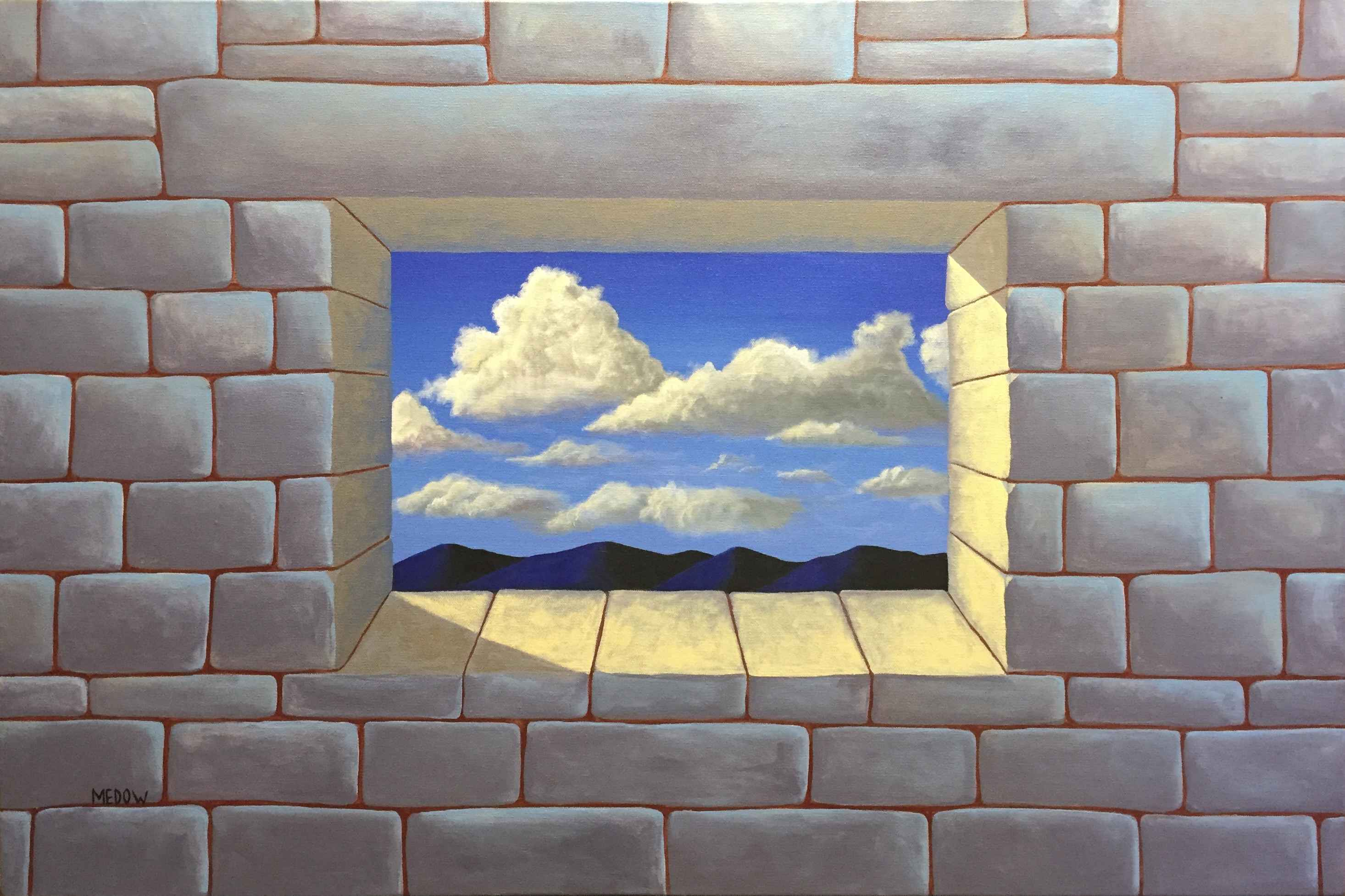 Sky View 1 by  Mike Medow - Masterpiece Online