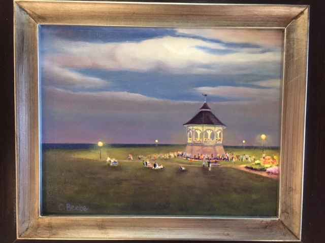 The Band Concert by  Christine Beebe - Masterpiece Online