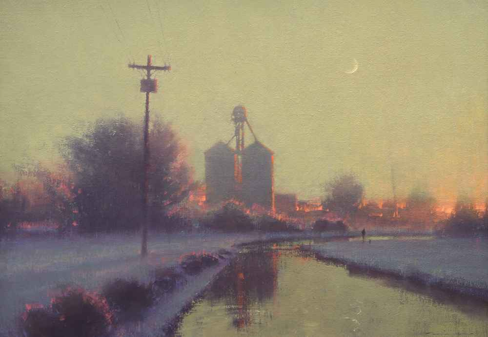 Daybreak, Somewhere i...  by  Brent Cotton - Masterpiece Online