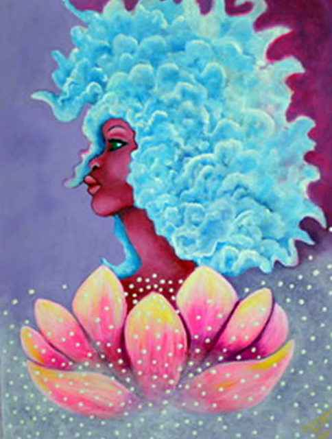 Head In The Clouds by Ms Malva Lewis - Masterpiece Online