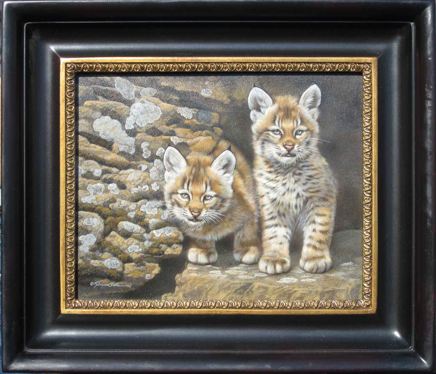 Curious Pair by  Rebecca Latham - Masterpiece Online