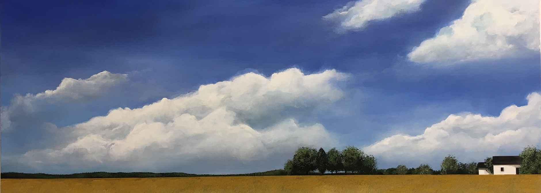 A Summer's Day by  Janet Liesemer - Masterpiece Online