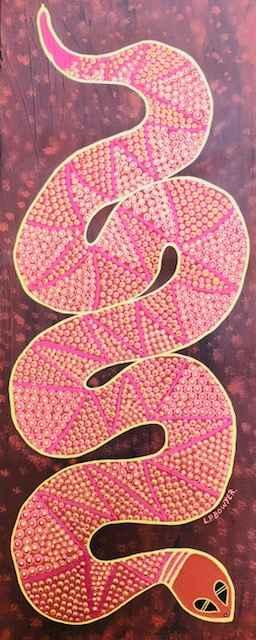 Snake by Miss Lauren Bowyer - Masterpiece Online