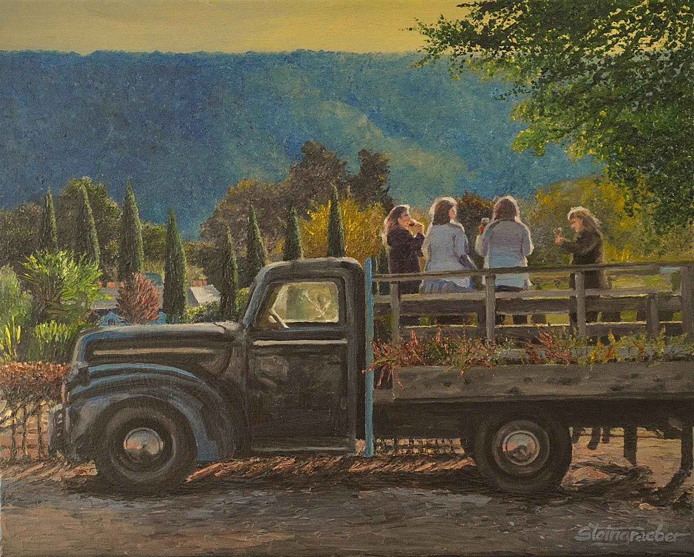 Cheers by Mr. Jerry Steingraeber - Masterpiece Online