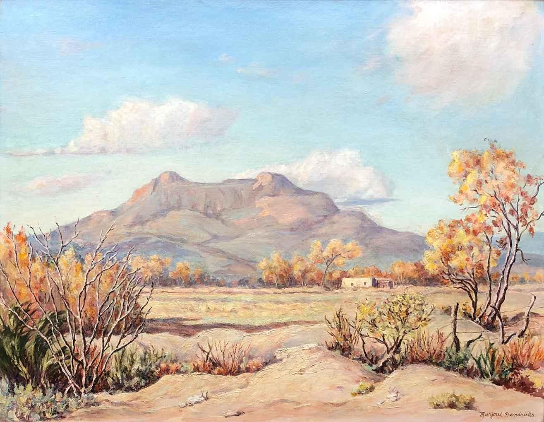 Marjorie Hendricks - ... represented  by  Resale Gallery