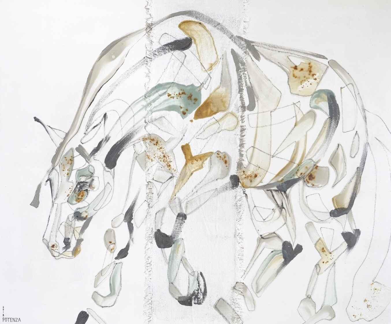 Tiamat by  Jessica Potenza - Masterpiece Online