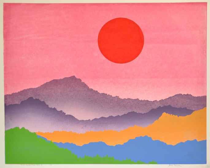 S/m Red Disk 2 by  Jane Kraike (1910-1991) - Masterpiece Online