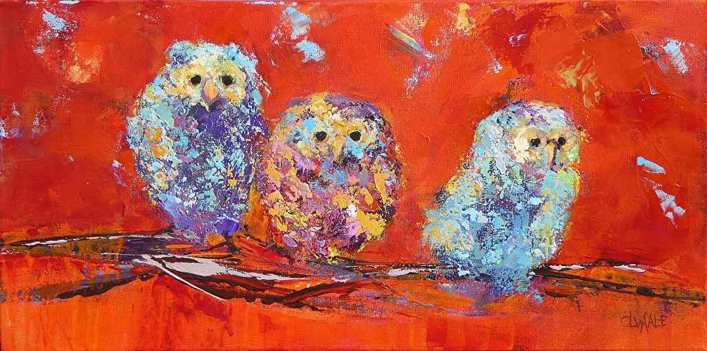 Hooters by  Cheryl Waale - Masterpiece Online