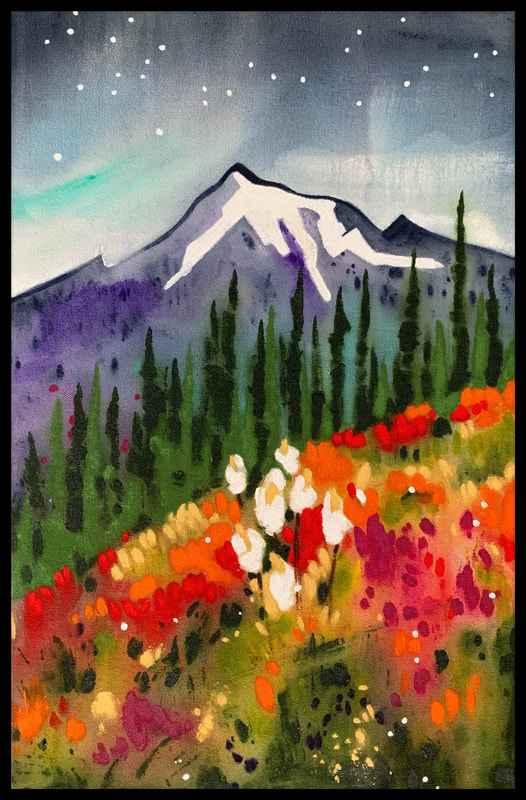 Twilight Ridge Art Ca... by  Alissa Durling - Masterpiece Online