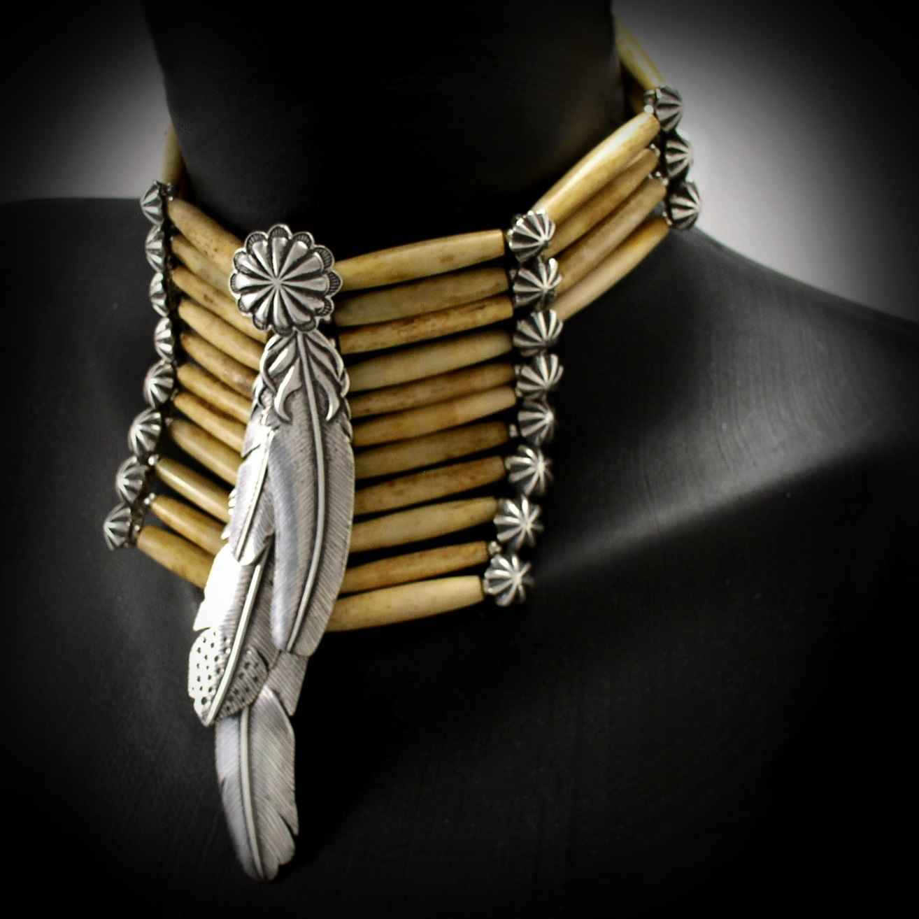 Native Breast Plate by  Mummy's Bundle - Masterpiece Online
