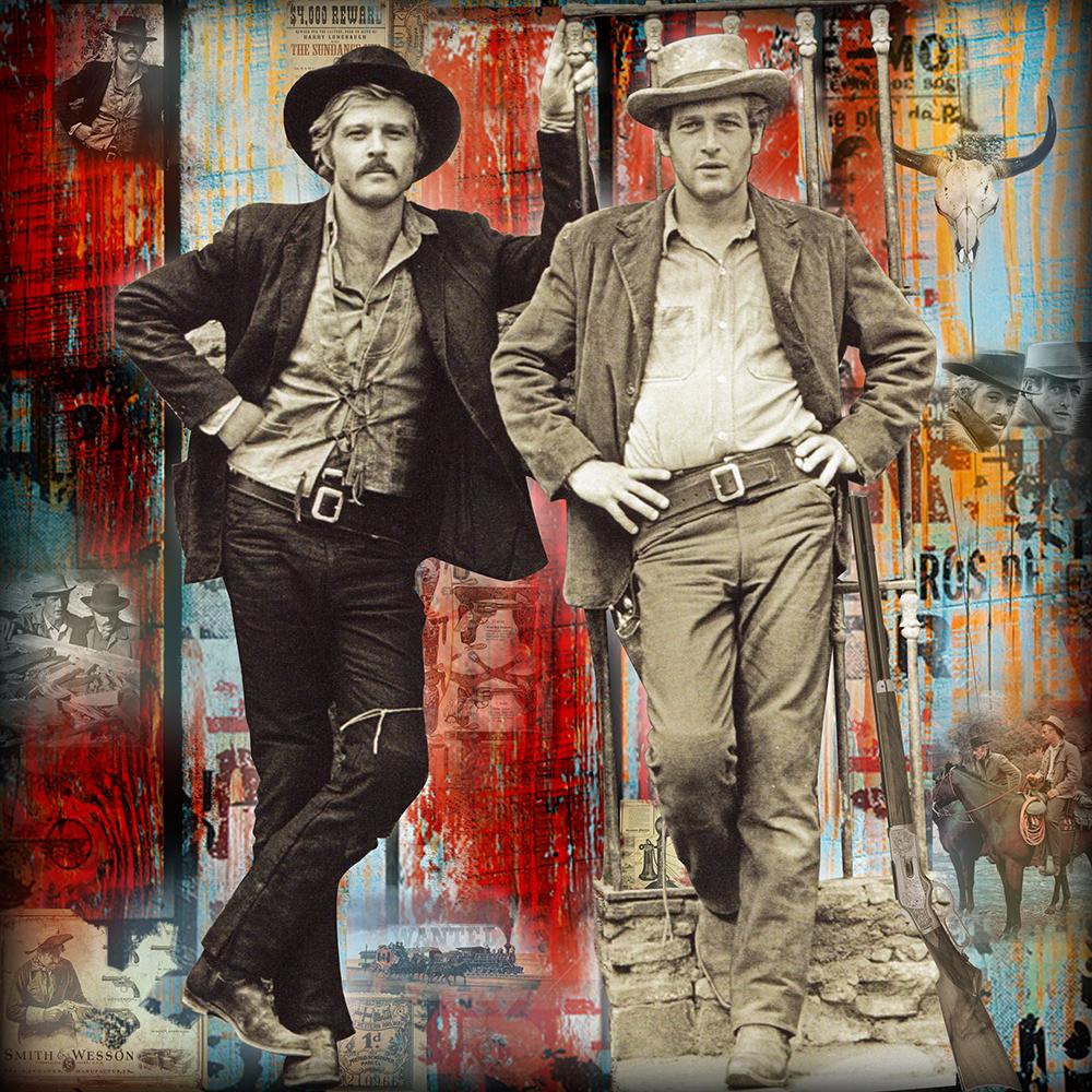 Butch Cassidy & Sunda... by  DeVon  - Masterpiece Online