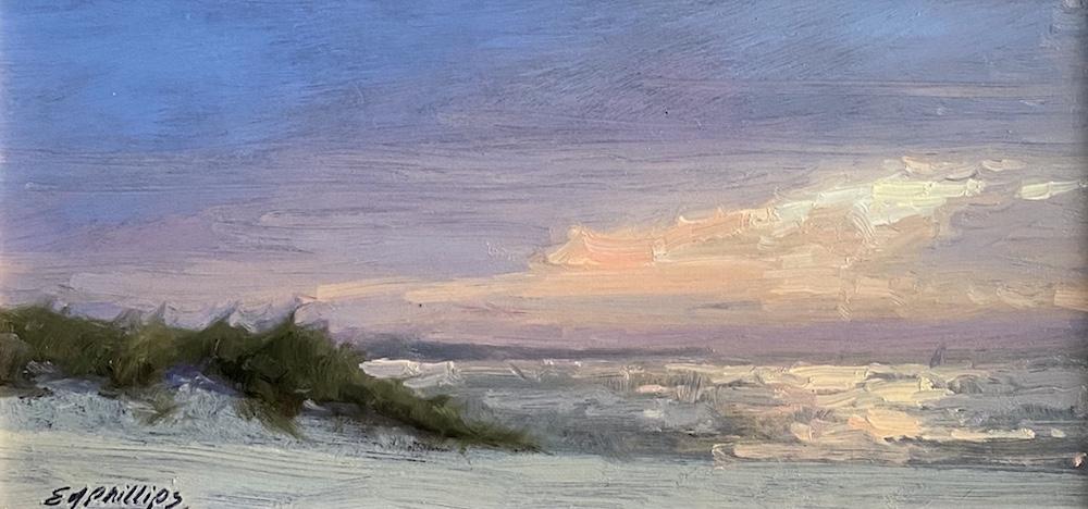 Sun Down by  Elise Phillips - Masterpiece Online