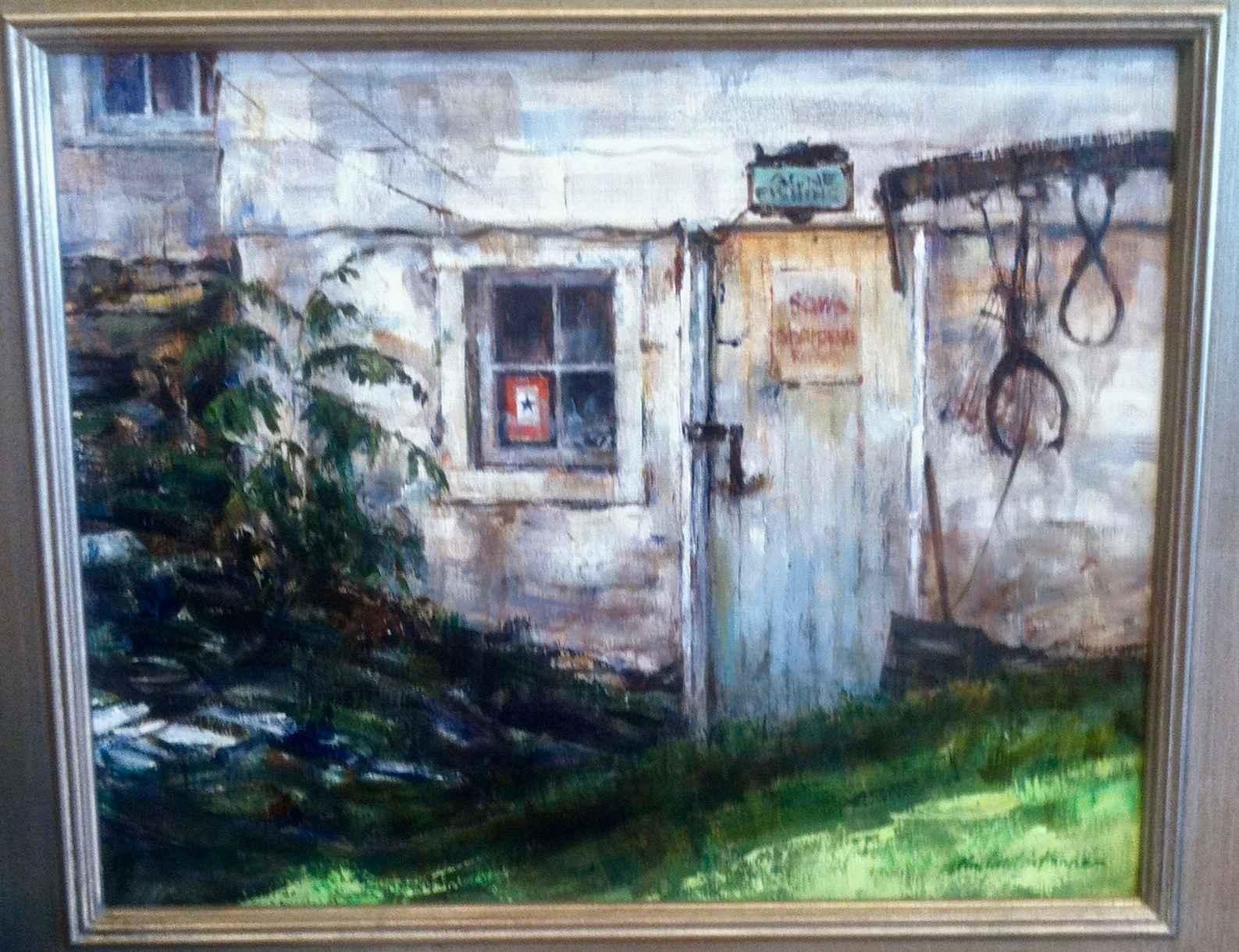 Service by  John Austin Hanna - Masterpiece Online