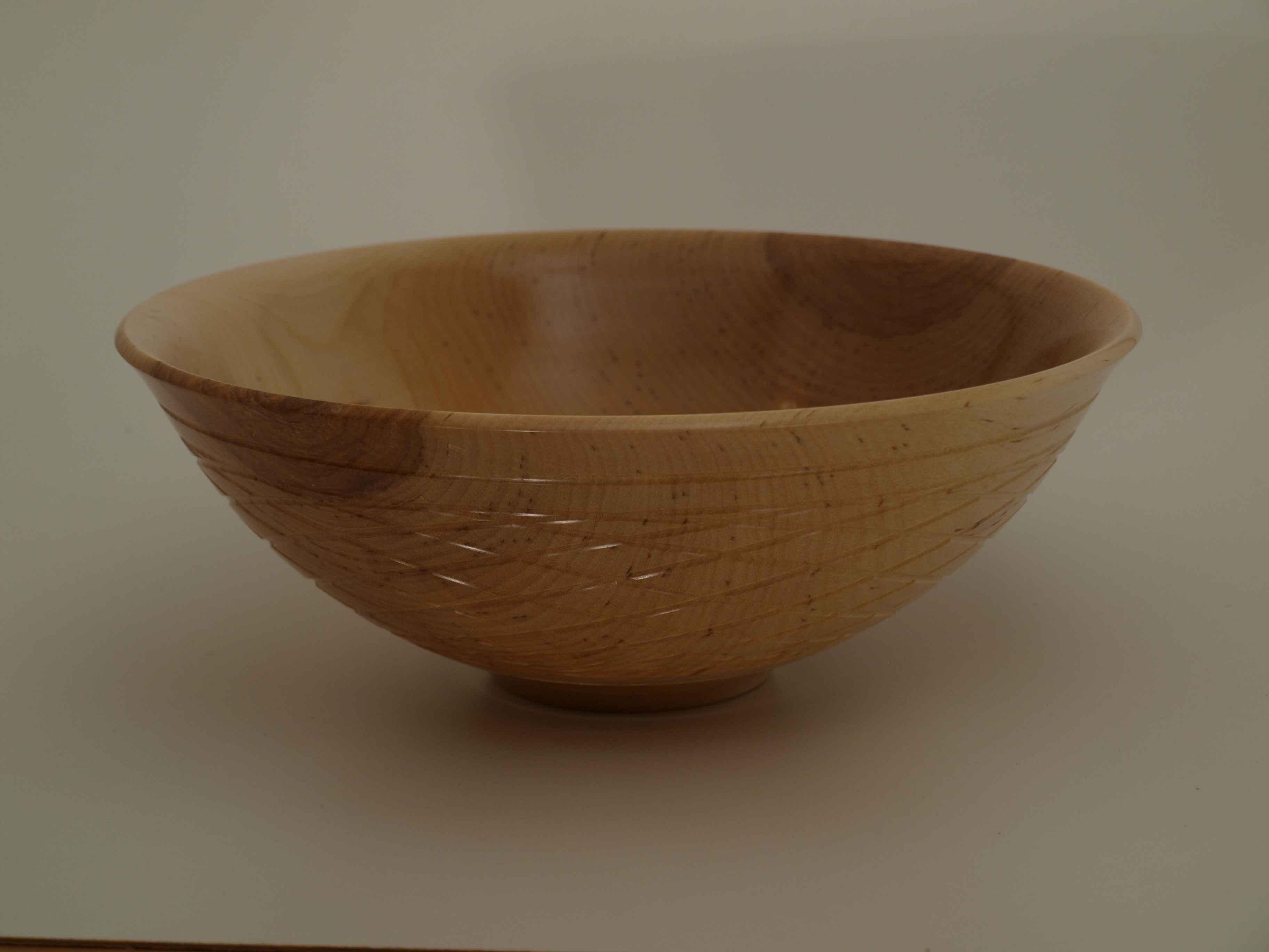 Birch Diamond Bowl #2