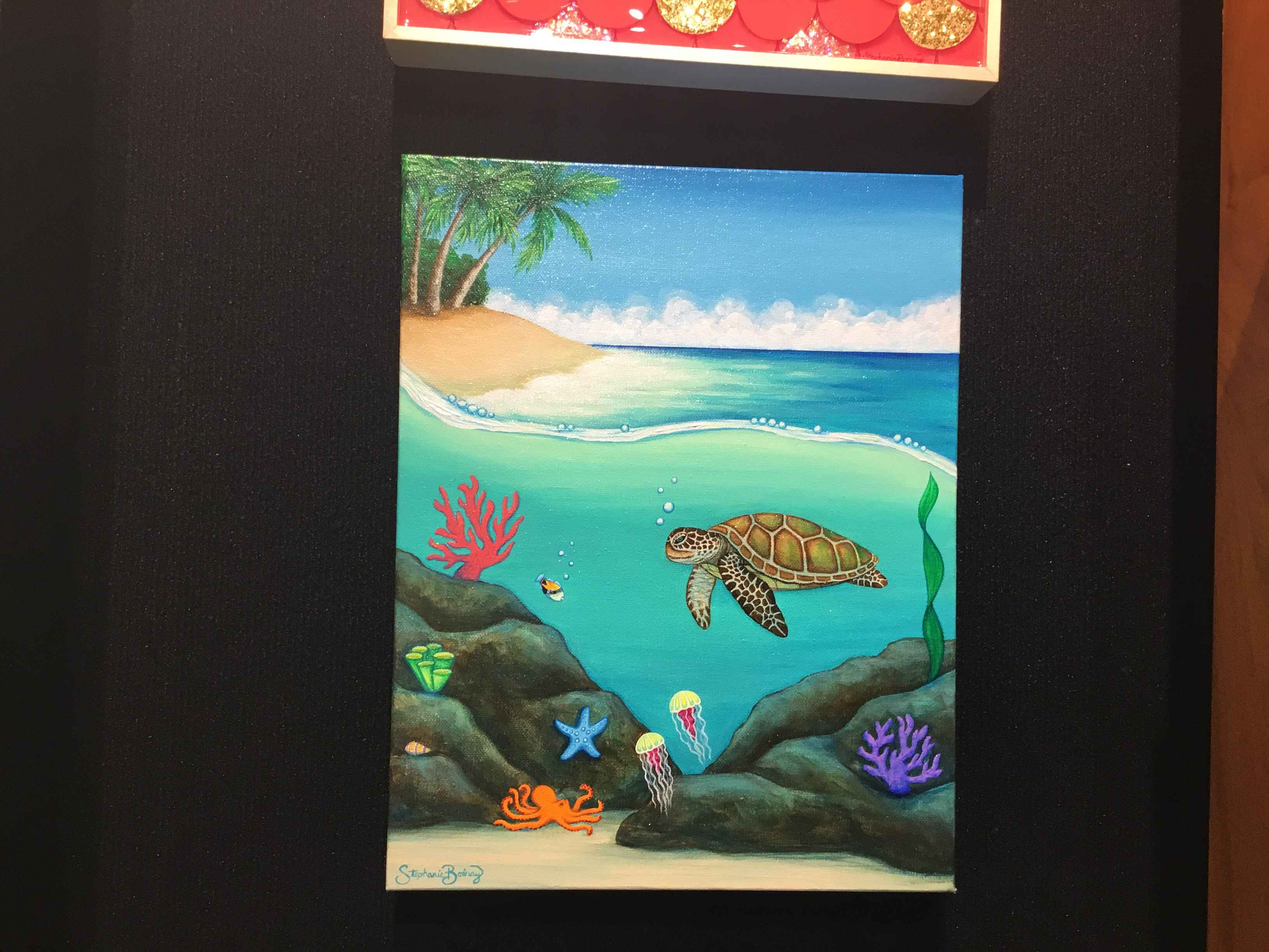 SBUTS Under the Sea O... by  Stephanie Boinay - Masterpiece Online