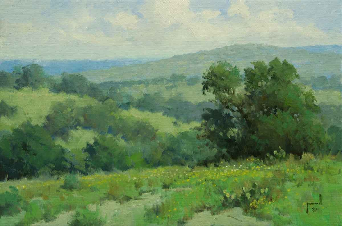 Summer Oaks by Mr. & Mrs. Robert Pummill - Masterpiece Online