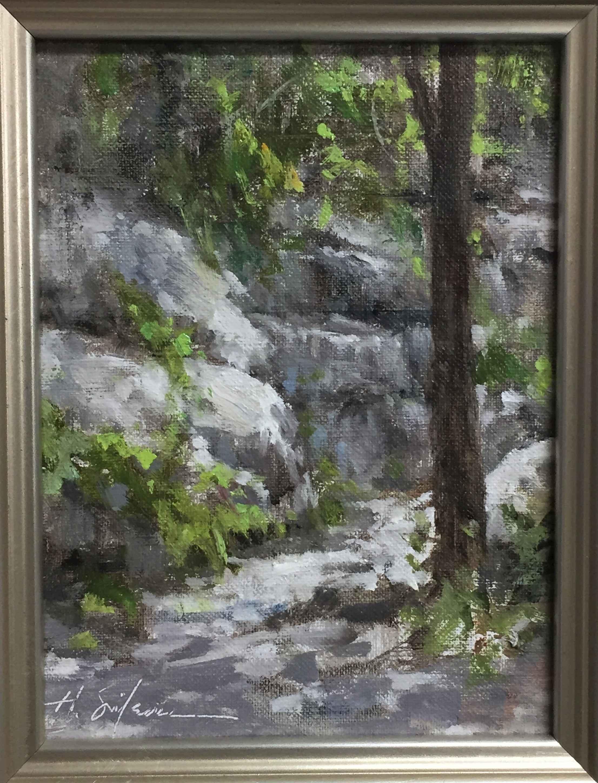 Sunlit Path by  Hodges Soileau - Masterpiece Online