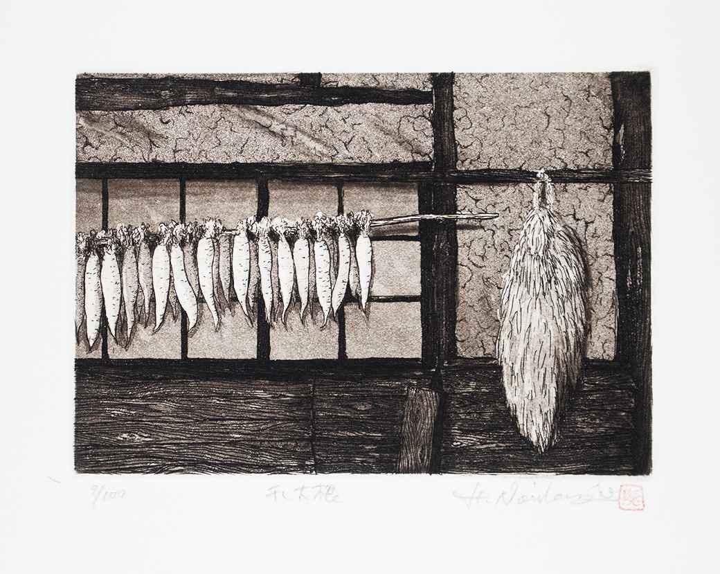 Dried Radish by  Hiroto Norikane - Masterpiece Online