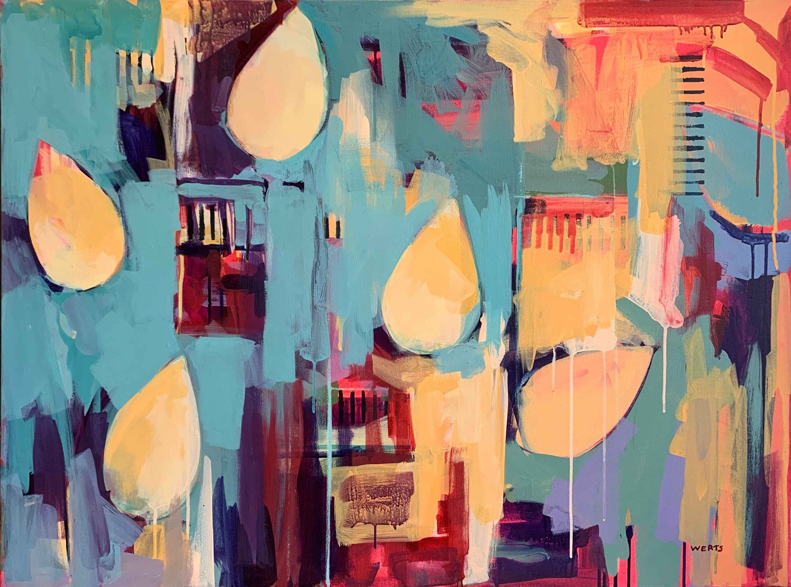 In Between #1 by  Diana Werts - Masterpiece Online