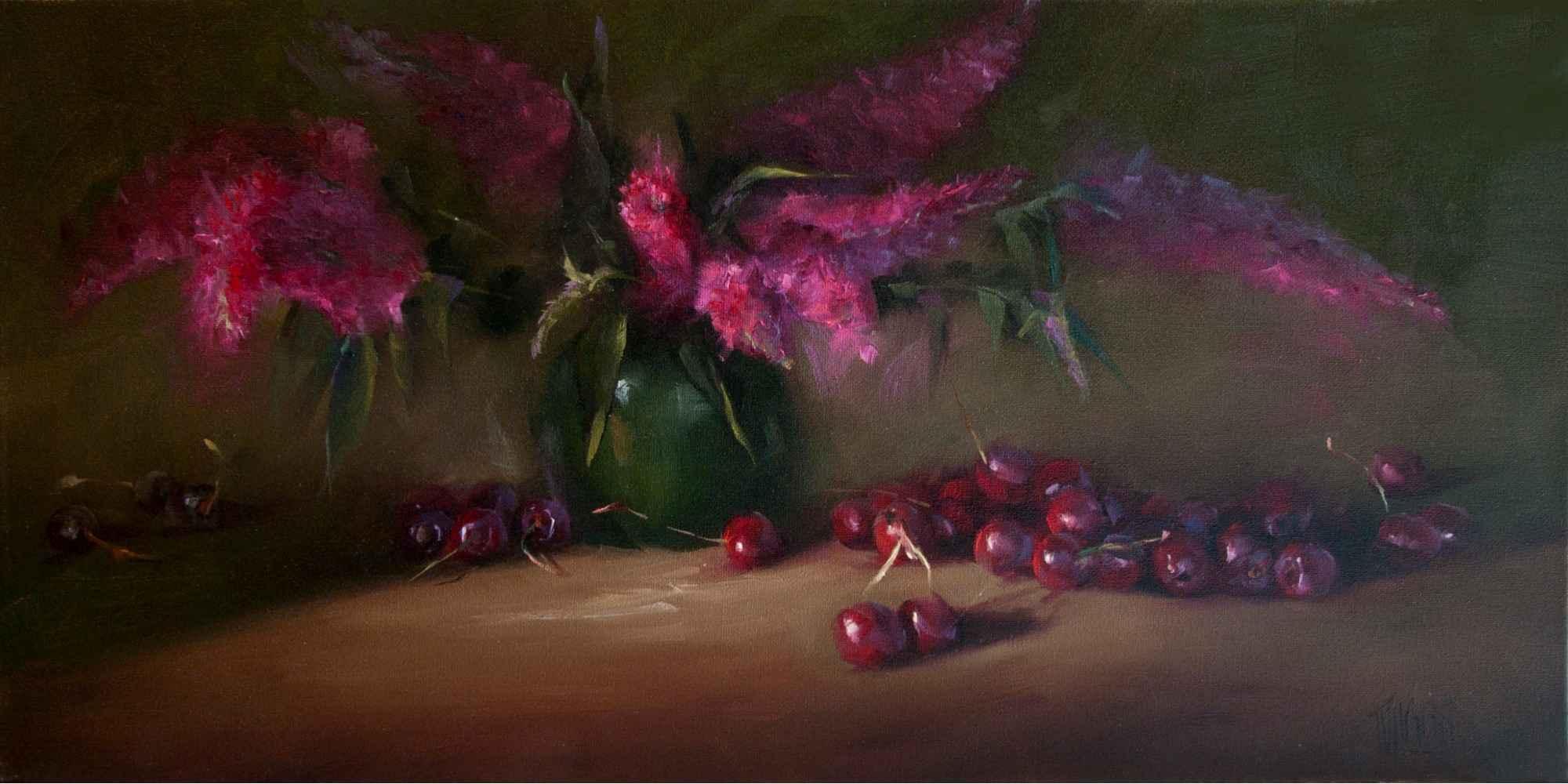 Butterfly Blooms & Ch... by  Lori Twiggs - Masterpiece Online