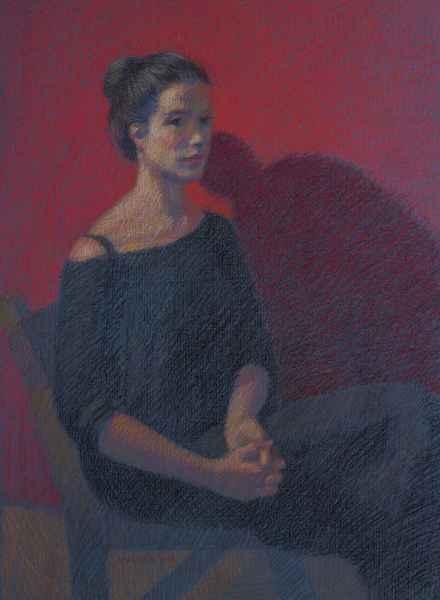 Lola Zambrana by  Melissa Hefferlin - Masterpiece Online
