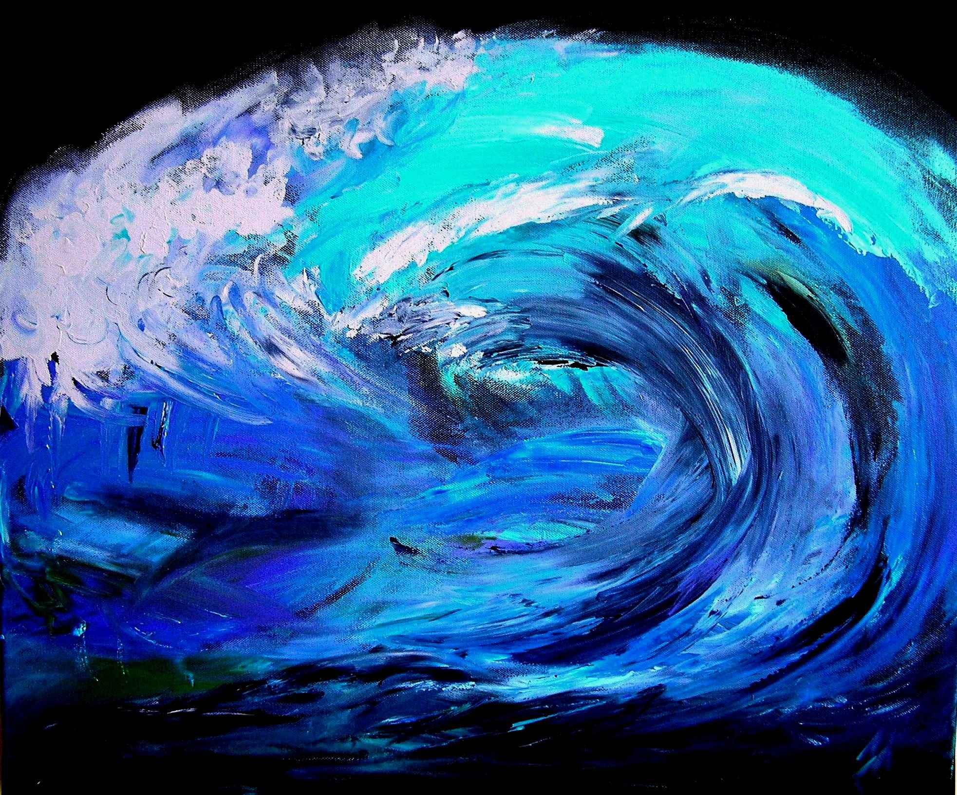 Waves II by Mme Ioana JITARU - Masterpiece Online