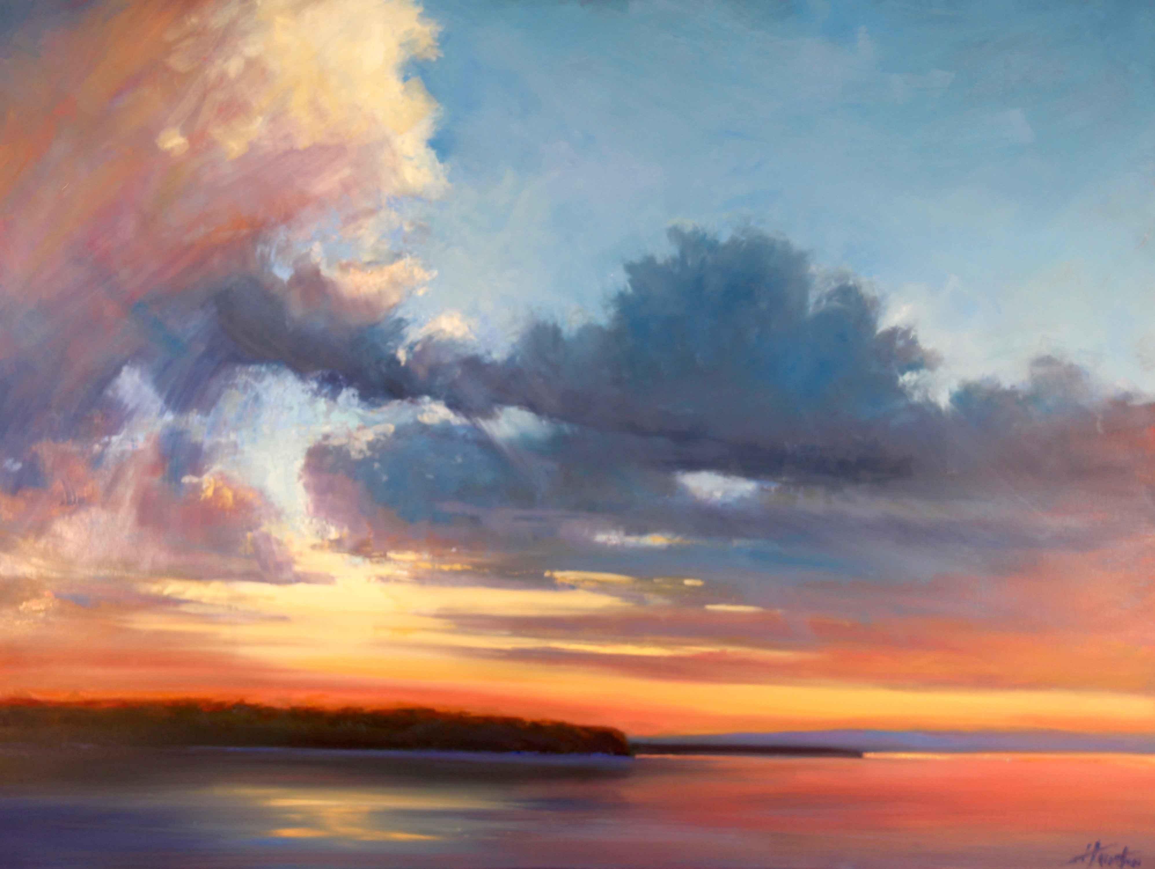 Breaking Through by  Amanda Houston - Masterpiece Online