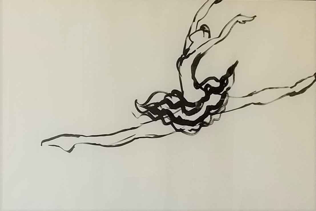 Untitled (Ballerina w... by Mr. Schomer Lichtner - Masterpiece Online