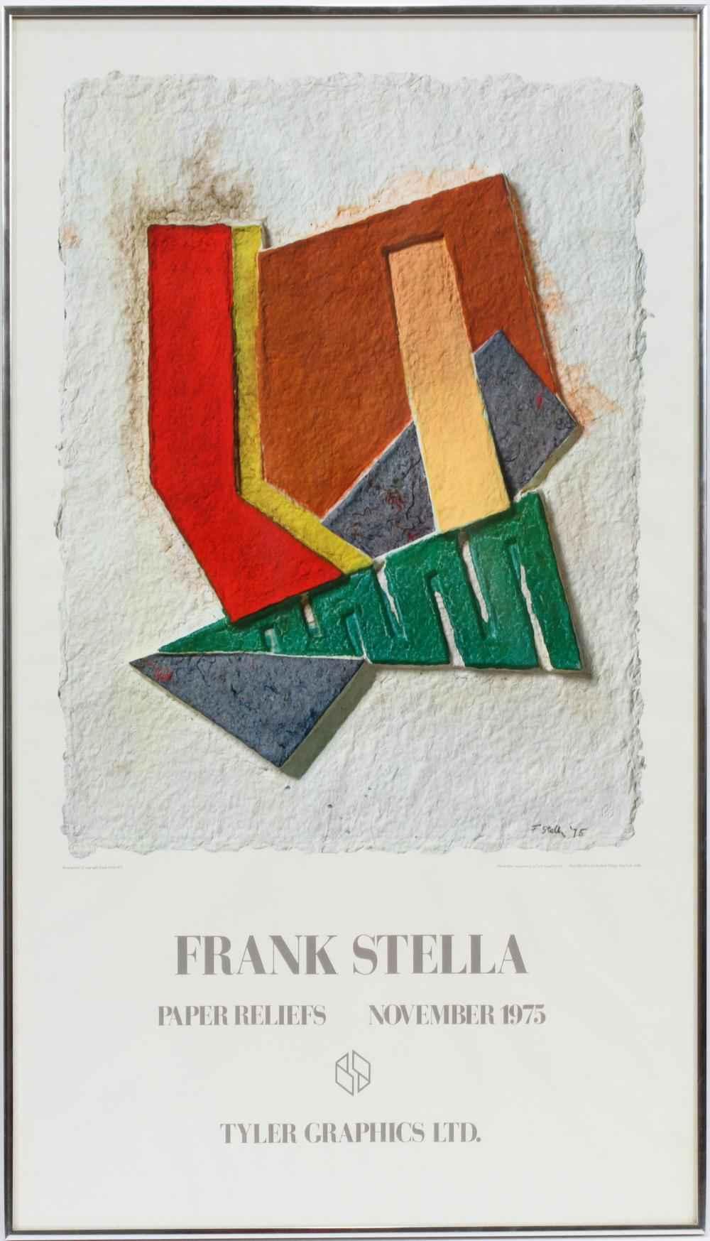 Kozangrodek Poster - ... by  Frank Stella - Masterpiece Online